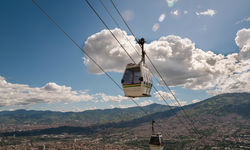 Medellin Cable Car