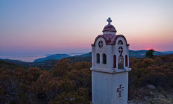 Halkidiki church