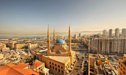 Beirut aerial
