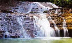 Carmel waterfall, Grenada