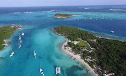 Tobago Cays Sky View