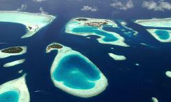 Maldives Male atoll