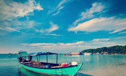 Sihanoukville boat