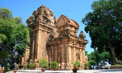 Temple in Vietnam