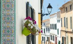 Flowers on Menorca Street