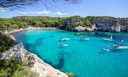 Menorca boats