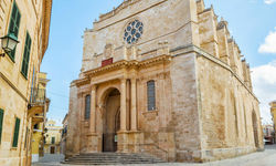 Cathedral in Menorca