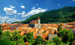 Brasov cityscape