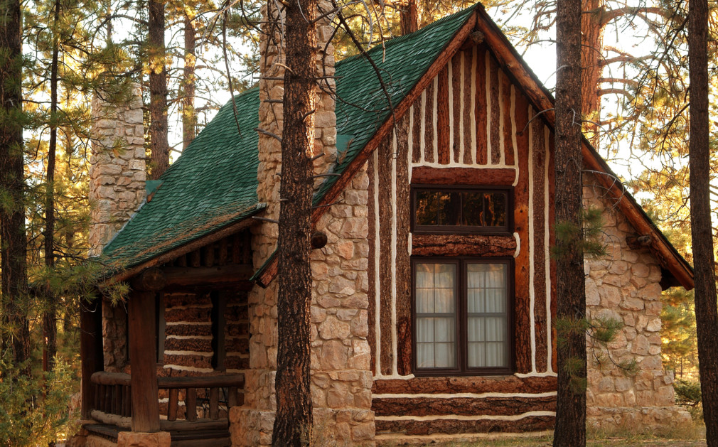 ... Bryce Canyon Lodge, Luxury Hotel In The Great American Wilderness ...