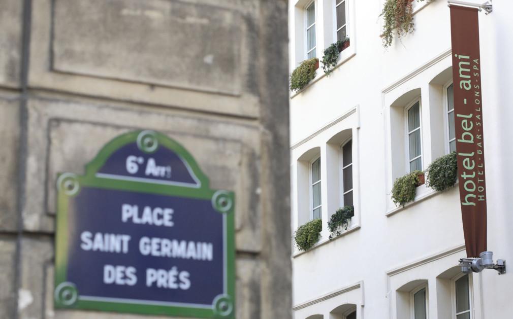 Hotel Bel Ami Luxury Hotel Paris Original Travel