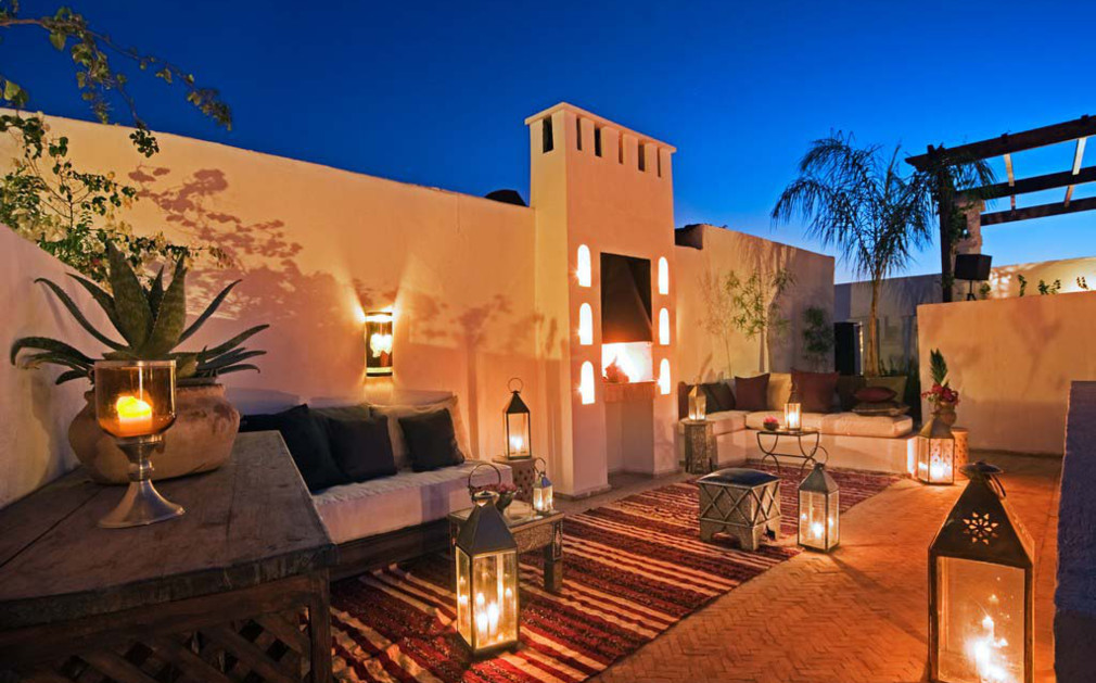 Riad Capaldi Marrakech Luxury Riads Amp Boutique Hotels