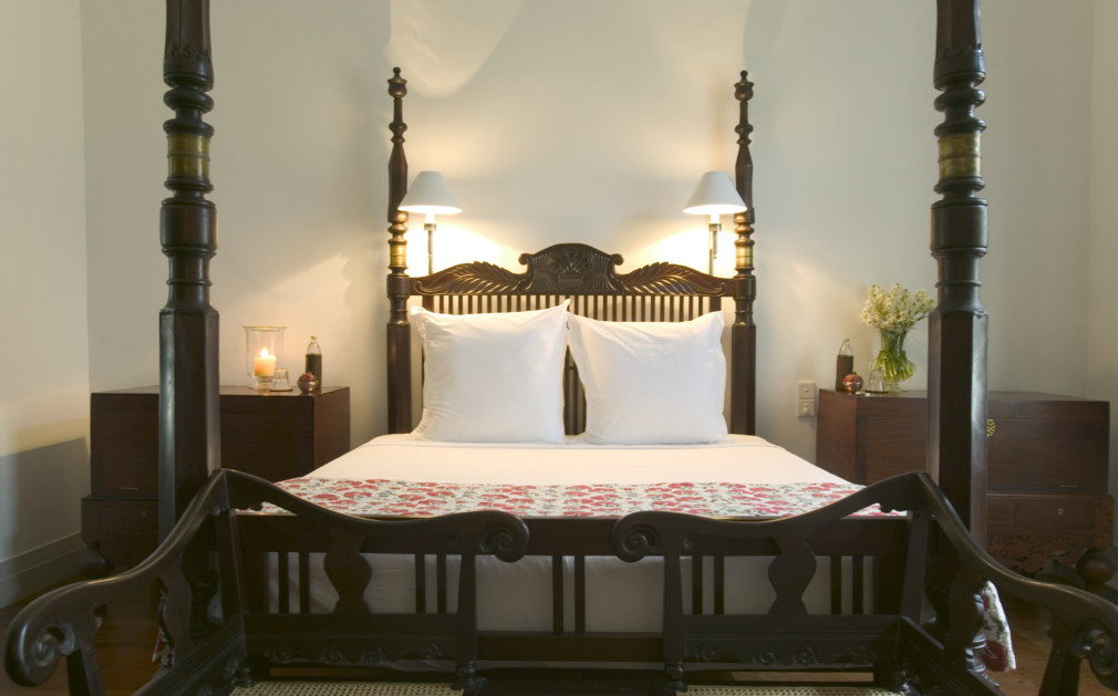 Amangalla luxury hotel sri lanka original travel for Bedroom designs in sri lanka