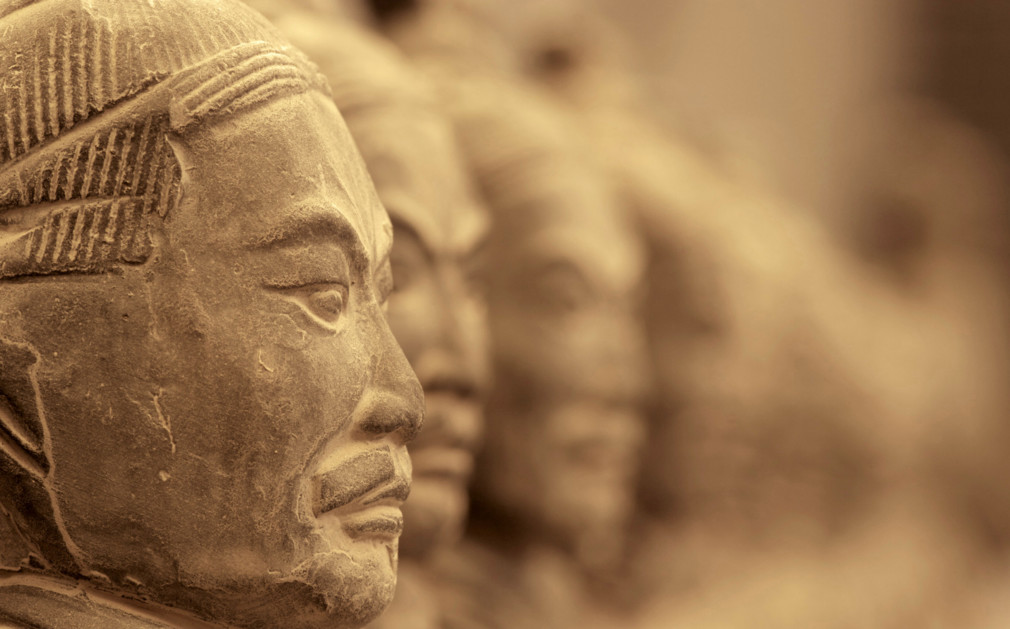 unearthing the site of the terracotta army in the shaanxi province of china This buzzle article will enlist some interesting facts about the mysterious tomb of emperor qin shi is the terracotta army of province of shaanxi.