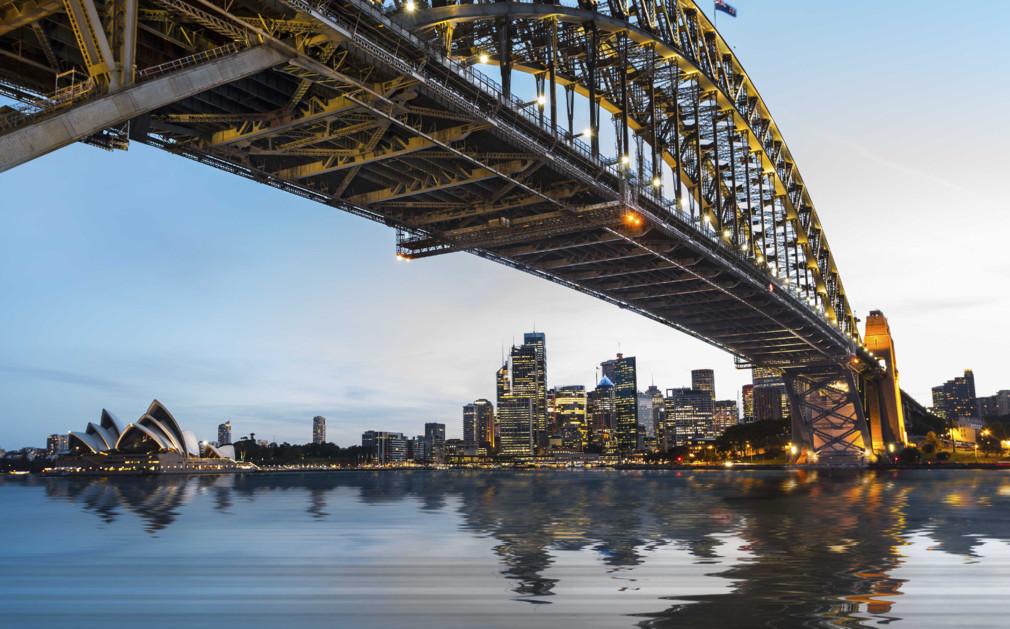 Sydney Harbour Islands Restaurants