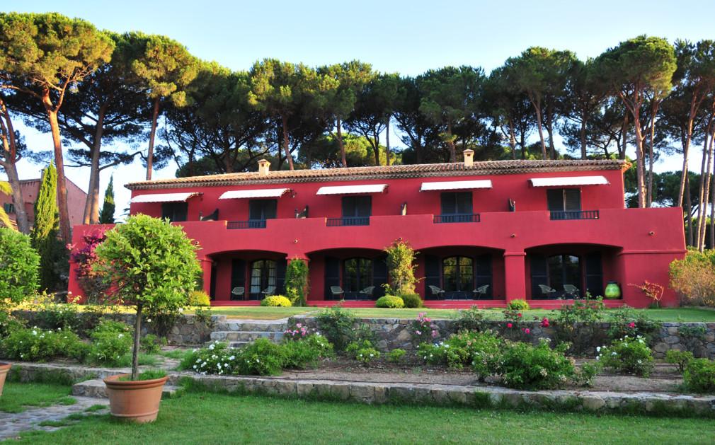 La signoria corsica luxury hotel france original travel for Boutique hotels corsica