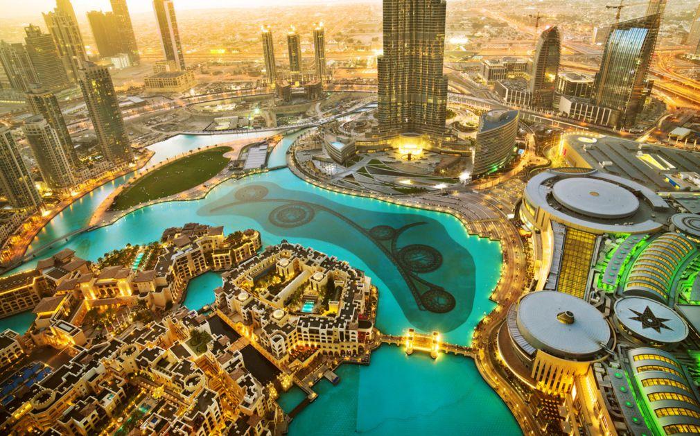 Luxury holidays dubai the middle east original travel for Luxury holidays in dubai