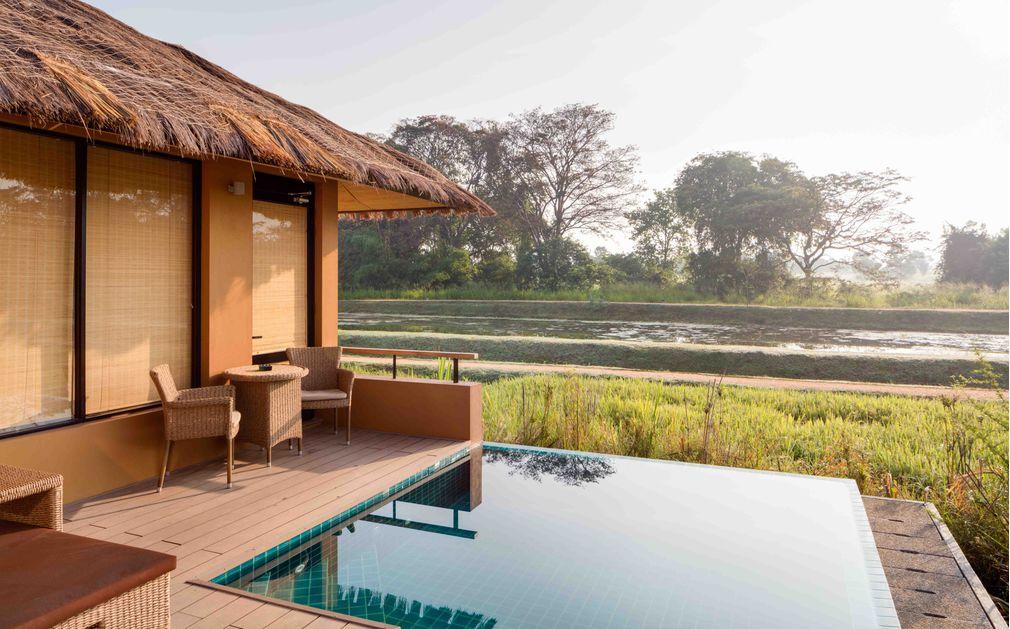 Water garden sigiriya sri lanka original travel for Garden plunge pool uk