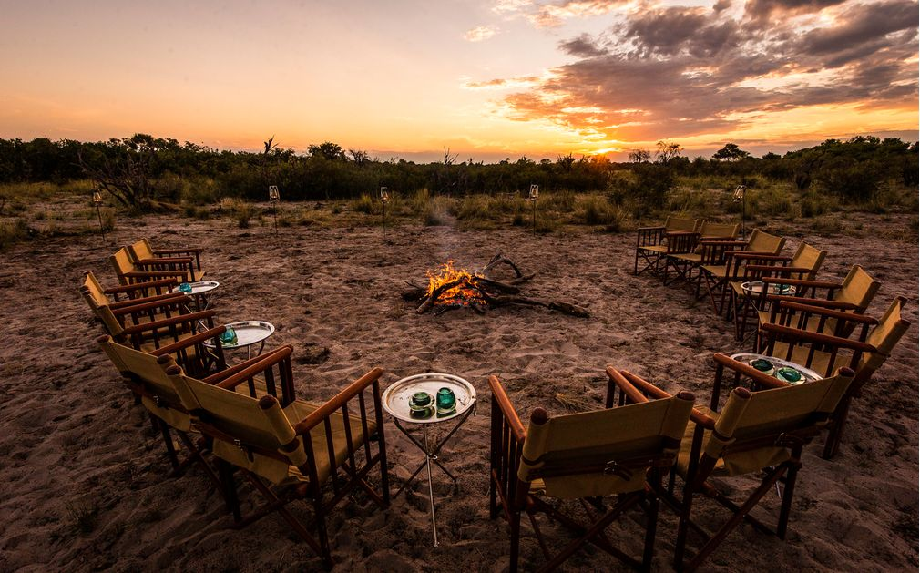 Vumbura Plains Camp Botswana Original Travel