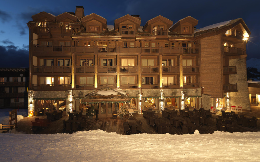 Portetta courchevel luxury hotel france original travel for Hotel original france