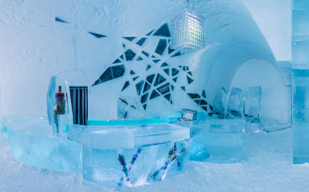 ice hotel luxury hotel sweden original travel. Black Bedroom Furniture Sets. Home Design Ideas