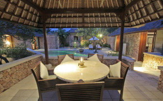 Picture of the Two Bedroom Villa at The Oberoi, Lombok