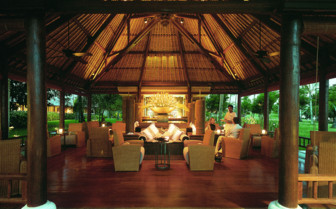 Picture of the Tokek Bar at The Oberoi, Lombok