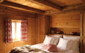 Bedroom at San Lorenzo Mountain Lodge
