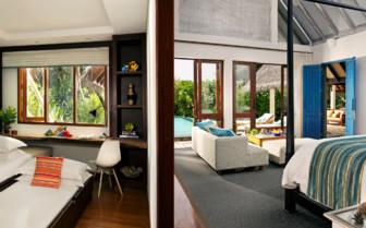Large suite at Four Seasons Landaa Giraavaru