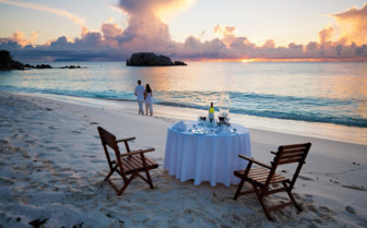 Picture of Private Beach Dining, Cousine Island