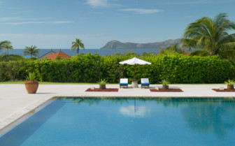 Picture of the Pool at Amanpulo