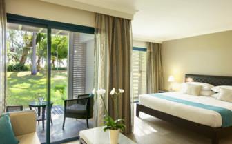 St Gilles guest room