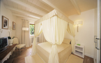 The Bungalow at Mezzatorre Resort & Spa, luxury hotel in Italy