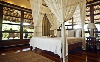 Picture of Villa Bedroom at Ariara Island