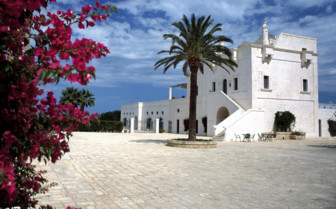 View of Masseria San Domenico