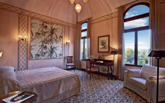 Double room at Bauer Palladio