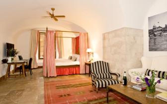 Luxury suite at Cap Rocat