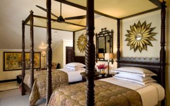 Garden Villa Loft at Oyster Box Hotel, luxury hotel in South Africa