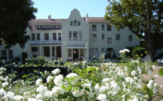 The Cellars- Hohenort, luxury hotel in Cape Town, South Africa
