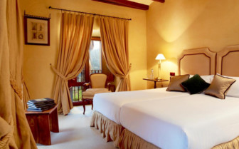 Double Bedroom at Gran Hotel Son Net