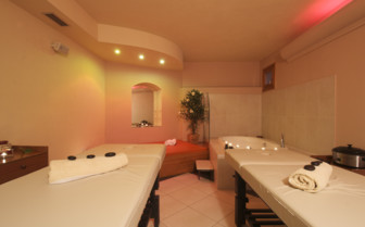 The spa at Hotel Kastel, luxury hotel in Croatia