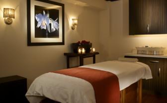 The spa area at Koa Kea, luxury hotel in Hawaii