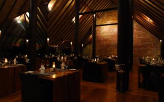 Dining at Vil Uyana