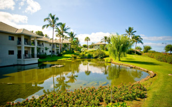 The exterior at Hotel Wailea, luxury hotel in Hawaii