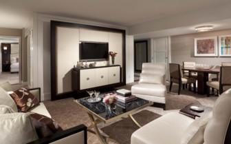 Executive Suite at Rosewood Hotel Georgia