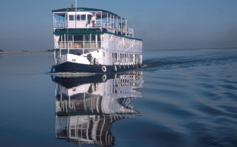 Assam Bengal Navigation Boats, luxury hotel in India
