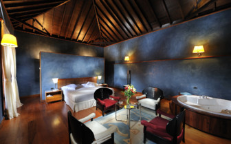 Junior suite at San Roque, luxury hotel in Spain