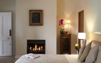 Bedroom at Hawksmoor, luxury hotel in South Africa
