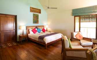 Suite at Neeleshwar Hermitage, luxury hotel in India