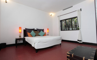 Bedroom at Shalimar Spice Garden