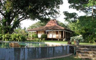 Kahanda Kanda, luxury hotel in Sri Lanka